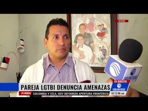 Pareja LGBTI denuncia amenazas de muerte en Bogotá