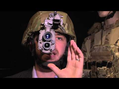 Next-Gen Goggles Combine Night Vision, Thermal and Video Imagery