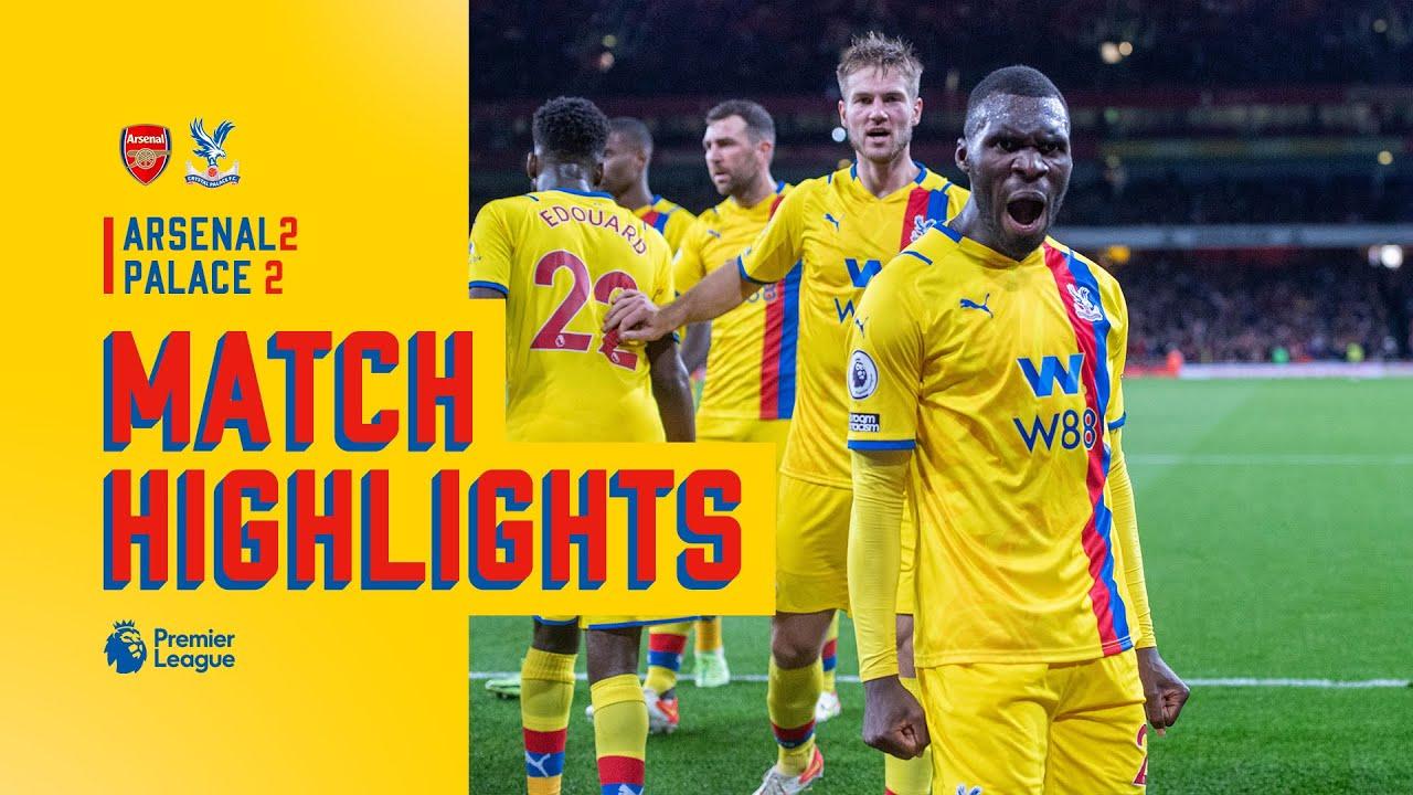 Download Arsenal v Crystal Palace | Match Highlights