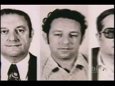 Mobsters - The Gambino Crime Family