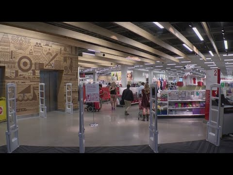 Nicollet Mall Target's $10M Renovation Completed