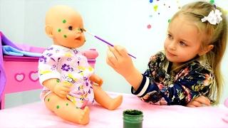 Игры с Беби бон Эмили - Как мама - Мультики для девочек
