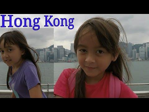 Jalan ke Area Turis Tsim Tsa Tsui & Mongkok Hong Kong