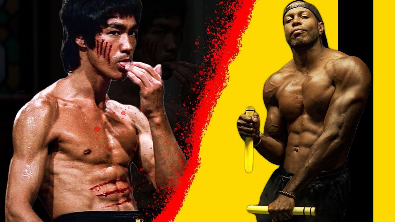 The SECRET To Building SUPER HUMAN Strength Like Bruce Lee