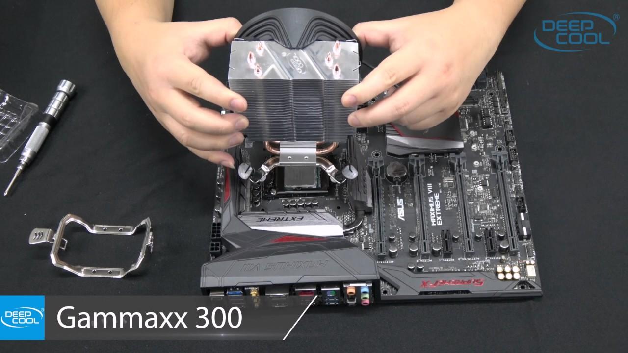 RGB LED CPU Air Cooler Cooling Fan Master for LGA 1151//1150//AMD 939//AM4//AM2+//FM1