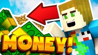 THE BEST WAY TO MAKE MONEY ON SKYREALMS!! - Minecraft