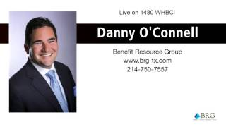 Health Insurance Expert Danny O'Connell live on 1480 WHBC