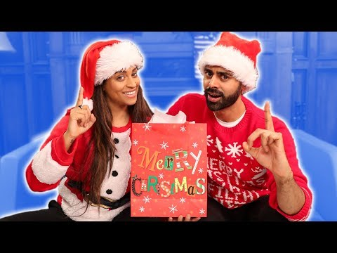 WOULD YOU RATHER Challenge (Christmas Edition) W/ Hasan Minhaj