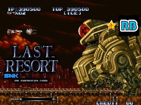 1992 [60fps] Last Resort ALL