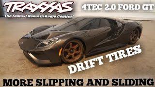 Traxxas Tec Ford Gt Drifting Once Again