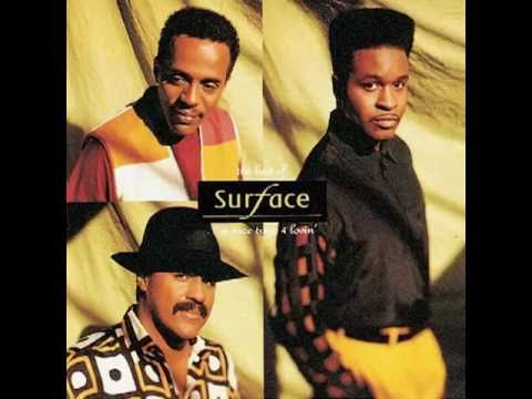 Surface & Regina Belle - You Are My Everything