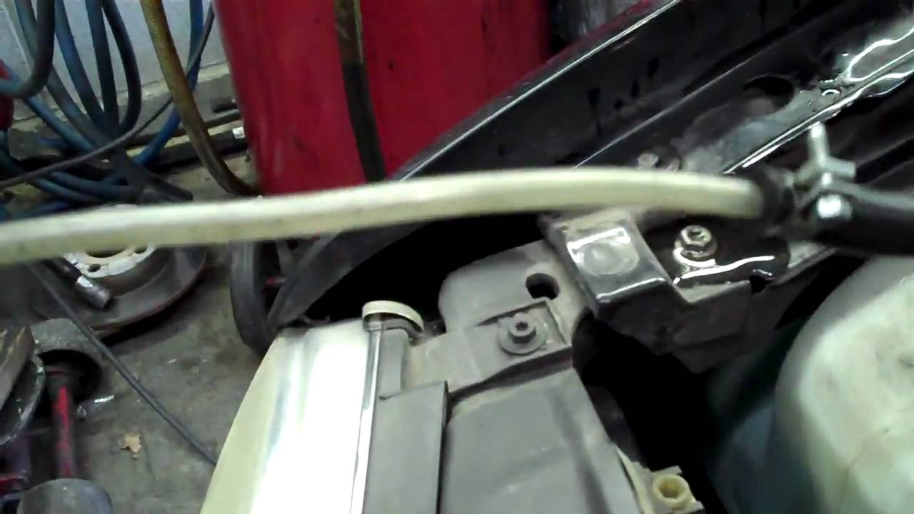 vw fuel filter flow direcrion [ 1280 x 720 Pixel ]