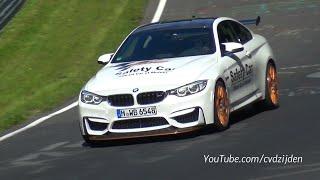 2016 BMW M4 GTS Testing on the Nurburgring FAST