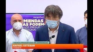 7TV - Unidas Podemos critica que las cuentas públicas no se destinen a reforzar servicios esenciales