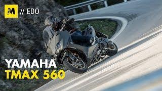 Nuovo TMAX 560 e TECH MAX 2020