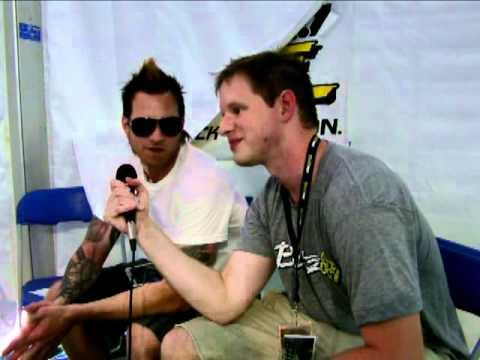 Nuber interviews Chad of Cavo ROTR 2012