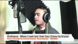 bryan magsayo-when i look into your eyes