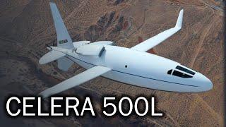 Celera 500L   Яйцо с крыльями или революция в авиации