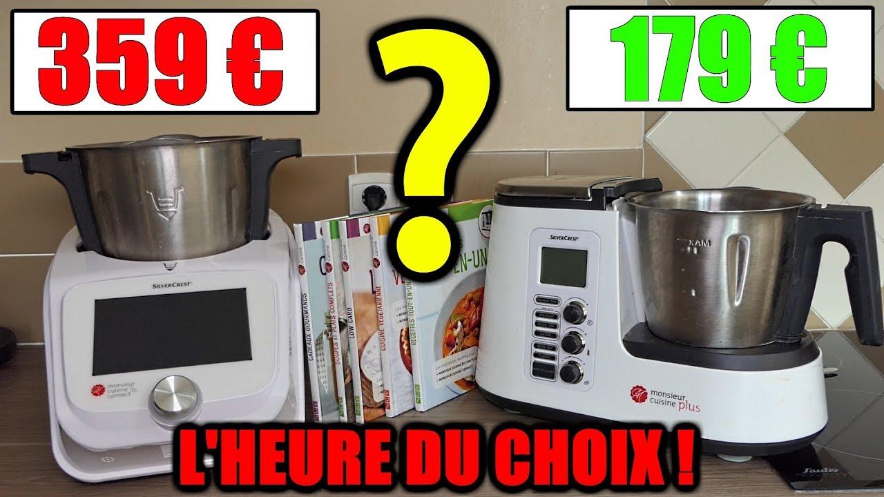 Monsieur Cuisine Connect Arrive En France Lheure Du Choix Est