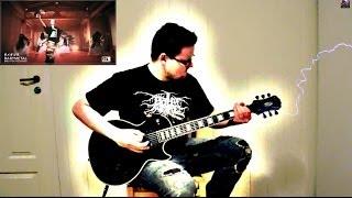 Babymetal cover! Check out Babymetal: https://www.youtube.com/user/BABYMETALofficial Guitar: Epiphone Matt Heafy Les Paul Custom Signature --- Amp: ...
