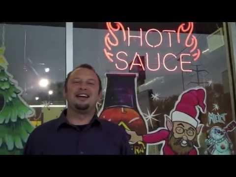 Bishop Brad Tours The IBURN Store in Houston Texas