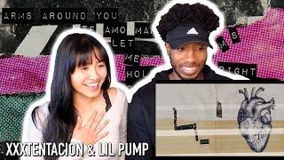 XXXTENTACION & LIL PUMP FT. MALUMA & SWAE LEE - ARMS AROUND YOU | REACTION