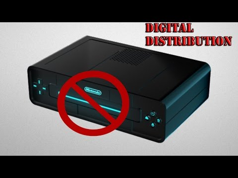 Nintendo Files Patent For Console Without Optical Drive