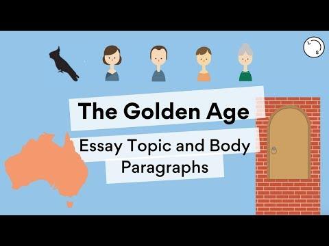 The Golden Age Essay Topic Brainstorm | Lisa Tran