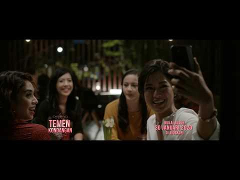 Official Trailer TEMEN KONDANGAN | Mulai Rusuh 30 Januari 2020 di Bioskop!