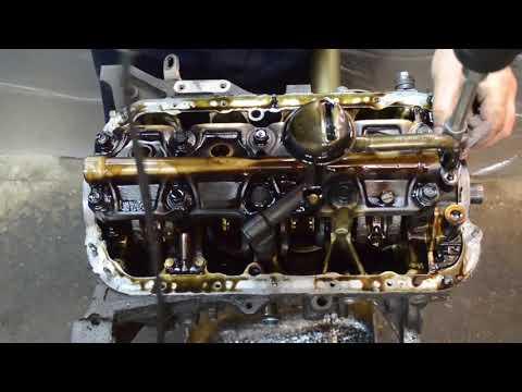 Разбор двигателя D15B