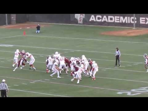 Sacred Heart vs Fordham - Playoff Football - 3rd Quarter - Keshaudas Spence Touchdown - 11-30-13