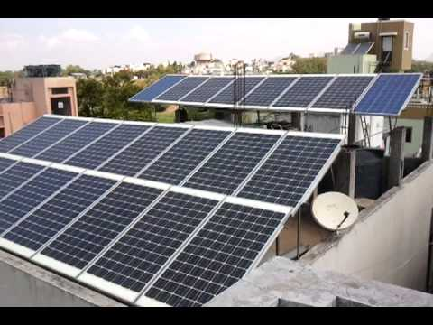 Gupta Complex Nashik Solar Power Pack 6 KW
