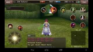 Iruna Online - Kimale(Gladiator)