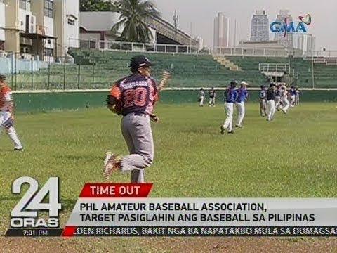 Amateur baseball association