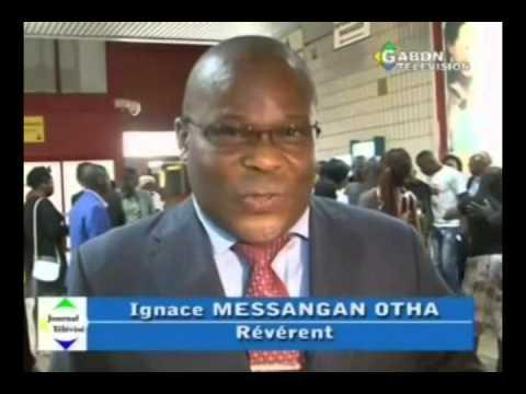 RTG/ Réligion - Arrivée de la chantre Abitor du Togo à Libreville