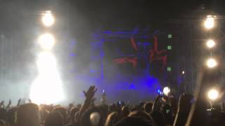 Boys Noize B2B Laurent Garnier -  XTC (Chemical Brothers Remix) @ Plages Électroniques 2014 Cannes