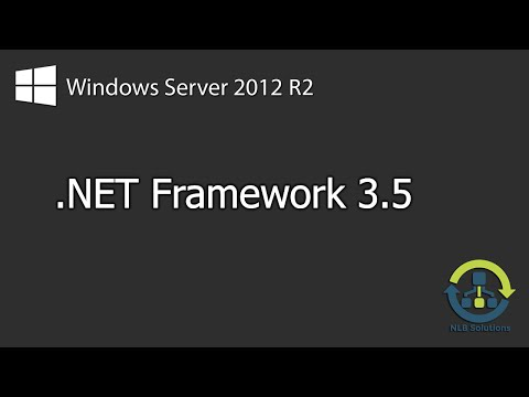 How to enable.Net Framework 3.5 on Windows Server 2012 R2 (Step by Step guide)