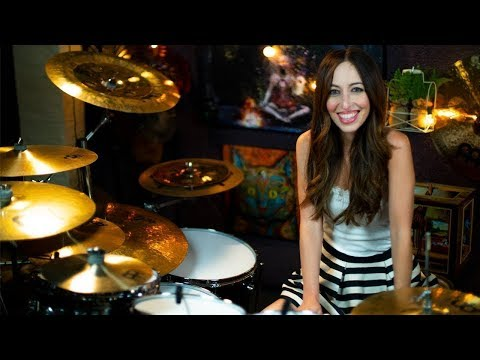 STONE SOUR - ABSOLUTE ZERO - DRUM COVER BY MEYTAL COHEN