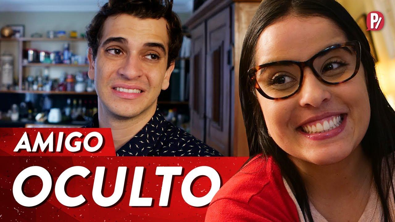 TIPOS DE PESSOAS NO AMIGO OCULTO | PARAFERNALHA
