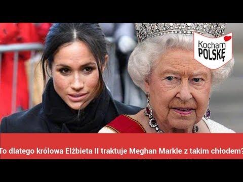 To dlatego królowa Elżbieta II traktuje Meghan Markle z takim chłodem?