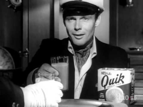 Batman's Adam West Does Nestle Quik Commercial