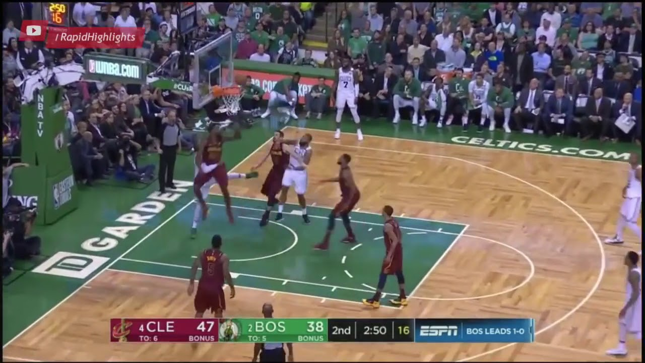 Cleveland Cavaliers vs Boston Celtics results, stats and ...