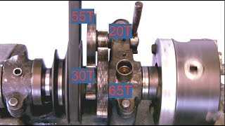 Myford ML4 how to measure RPM and cutting speeds