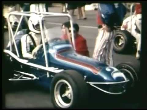 San Jose Speedway Midget Racing   1970