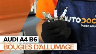Comment remplacer des bougie d'allumage sur une AUDI A4 B6 TUTORIEL | AUTODOC