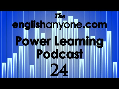 The Power Learning Podcast - 24 - The Truth About Business English - Learn Business English