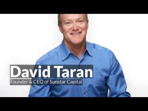David Taran, Founder & CEO of Sunstar Capital in Palo Alto, CA