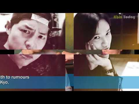 HOT Netizens urge Song Joong Ki to give up smoking before his wedding to Song Hye Kyo