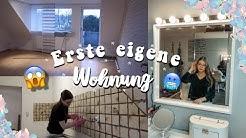 ERSTE EIGENE WOHNUNG - Renovierungs Vlog #1 | Hannah Theresa