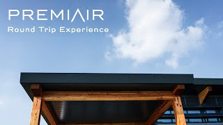 PremiAir Manchester Airport - Round Trip Experience